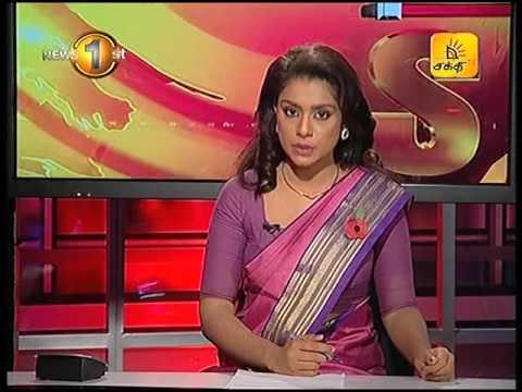 News 1st Prime time Sunrise Shakthi TV 6.45 AM 09th November 2016