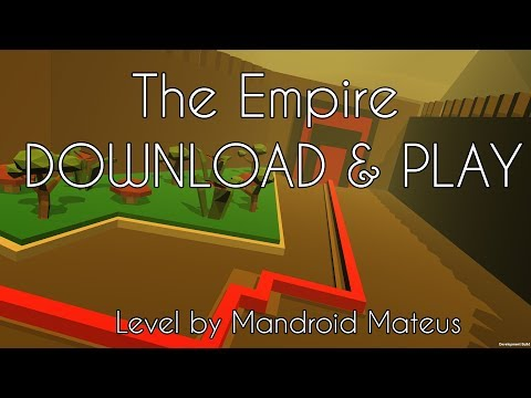 [DOWNLOAD] Dancing Line - The Empire (FAN MADE LEVEL)