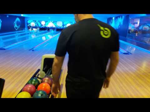 Bowling in Al Hofuf - Team  AG Saudi Arabia