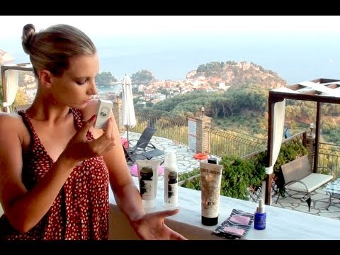 Holiday Video: Greek Beauty Products