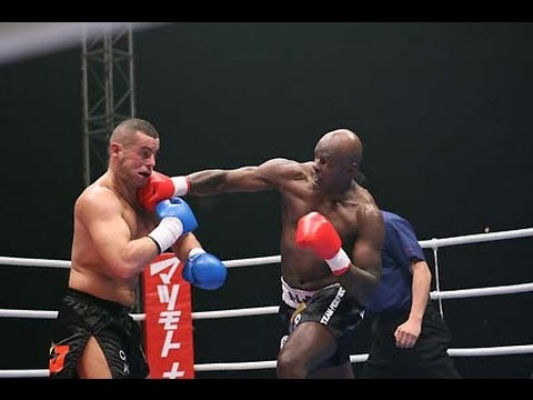 Ernesto Hoost Four Time K-1 Champion Interview: 49 And ...