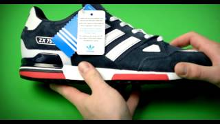 видео Кроссовки Adidas ZX 750