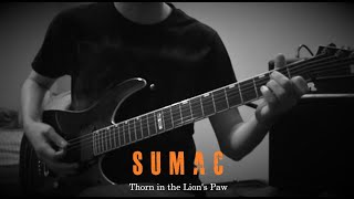SUMAC - Thorn in the Lion's Paw (Guitar Playthrough)