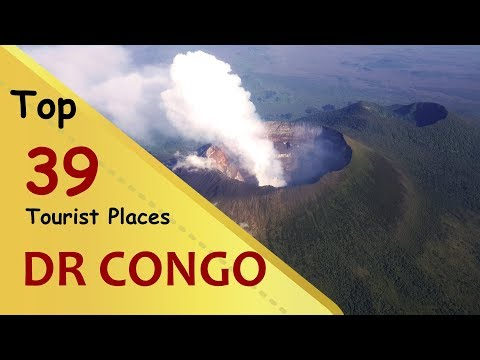 """""""DR CONGO"""" Top 39 Tourist Places   Democratic Republic of the Congo Tourism"""