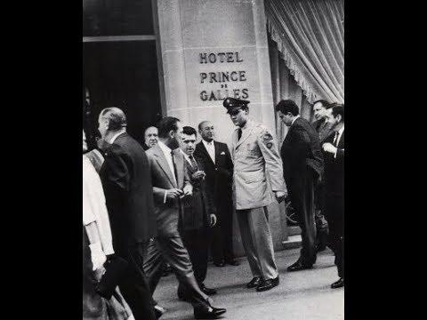Elvis Paris France Hotel Prince De Galle 1959 Part #1 Of 3 The Spa Guy