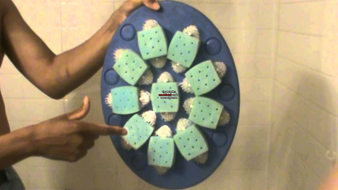 T B S Total Back Scrubber Youtube