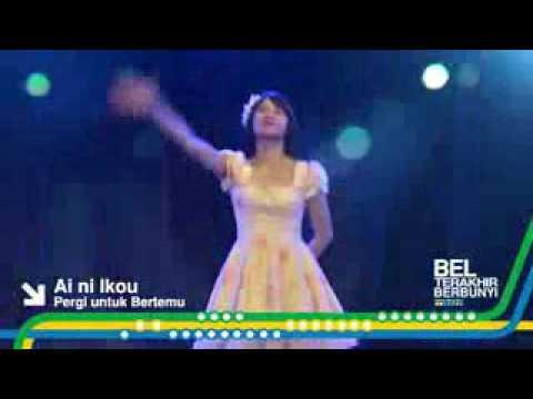 JKT48_KIII_TERBARU_THEATER_-_Ai Ni Ikou(Pergi Untuk Bertemu)