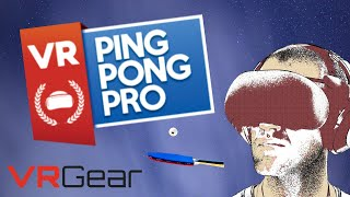 VR Ping Pong Pro In-Depth Review - 100 in 100