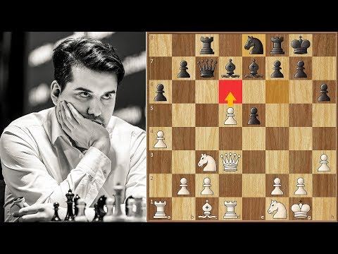 A Completely New Game! || Nepo Vs Wojtaszek || FIDE Grand Prix (2019)