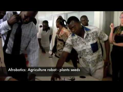 Afrobotics: Showcasing relevant robots for the African continent