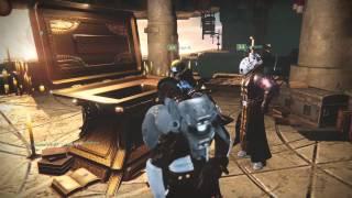 Destiny - FR - Le Phare - Social Osiris + Ouverture Coffre