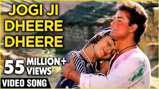 Jogi Ji Dheere Dheere - Hemlata Hit Songs - Best Of Ravindra Jain Songs