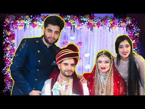 MY BROTHER MARRIED A FOREIGNER  #wedding #vlog #fun #glamcouple