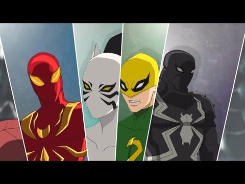 Великий Человек-паук - Состязание чемпионов. Часть 2 - Сезон 3 Серия 24   Marvel