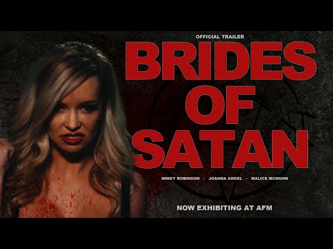 BRIDES OF SATAN Official Trailer #1 (2020)