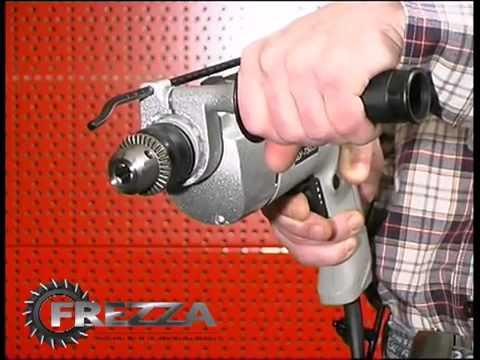 Ударная дрель Интерскол ДУ 750 ЭР. Видео обзор. Удачная техника.