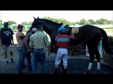 video thumbnail for MONMOUTH PARK 8-10-19 RACE 10 – THE INCREDIBLE REVENGE STAKES