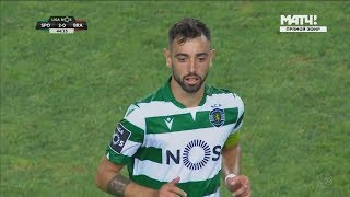 Bruno Fernandes - All 32 Goals amp Assists 20192020 So Far HD