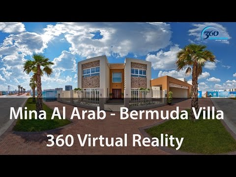 Mina Al Arab - Bermuda Villa - 360 VR
