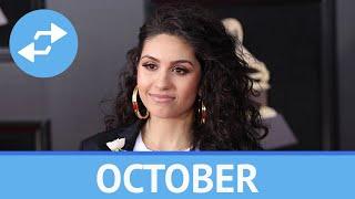 Gambar cover Alessia Cara - October (1 Hour)