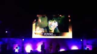 Video 2013 Park Shin Hye Asia Tour, Kiss of Angel in Thailand [FAMCAM2] download MP3, 3GP, MP4, WEBM, AVI, FLV Juni 2018