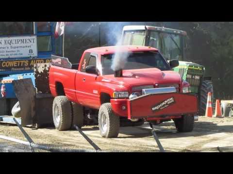 3.0 Pro Stock Diesel 1st Place Truck Pull Cummins 12v