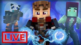 Minecraft Fairy Tail Origins LIVE #24.5 (Modded Minecraft Roleplay)
