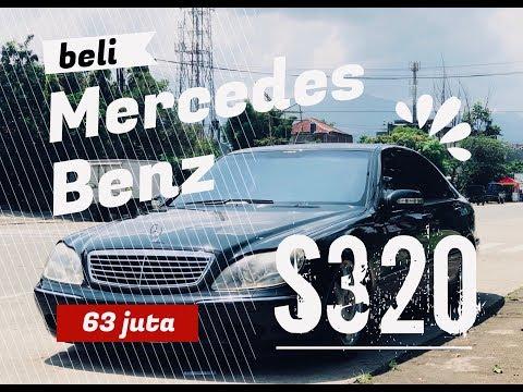 BALIK BANDUNG - MERCEDES BENZ S 320 + HONDA CRV MENANTI / VLOG 23