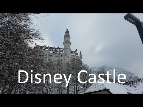 Germany Snapchat Vlog | Disney castle, Churches and Concentration Camps