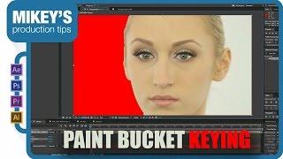 Paint Bucket Keying