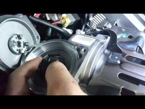 Hyundai Sonata knocking in steering or clunking column fix