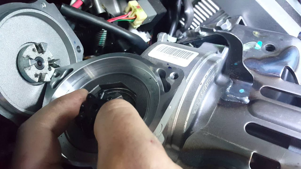 Kia Forte: Steering Column and Shaft Replacement