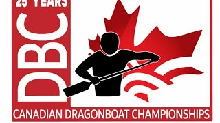 Day 2 Live Stream of 2019 Canadian Dragon Boat Championships