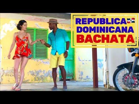 Bailando Bachata En Las Terrenas - Republica Dominicana 🇩🇴