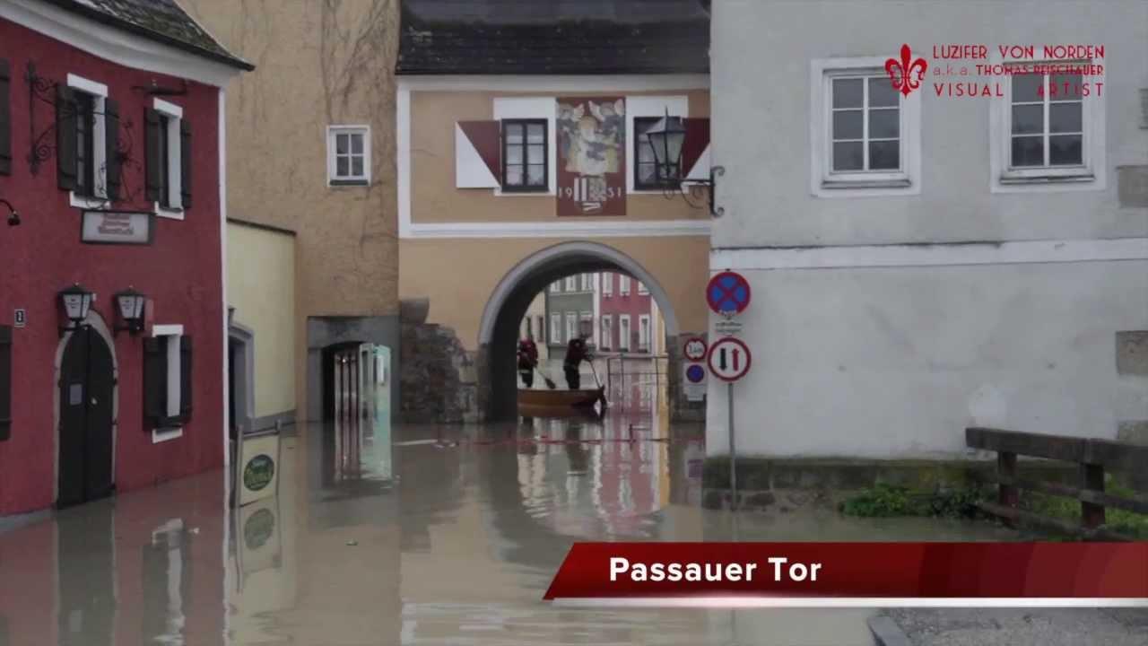 Hochwasser Schärding