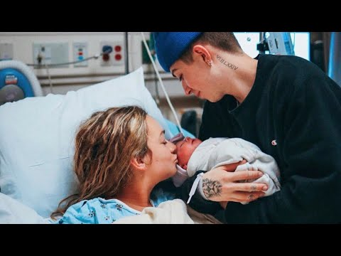 Why Don't We Jack And His Family With Baby Lavender!