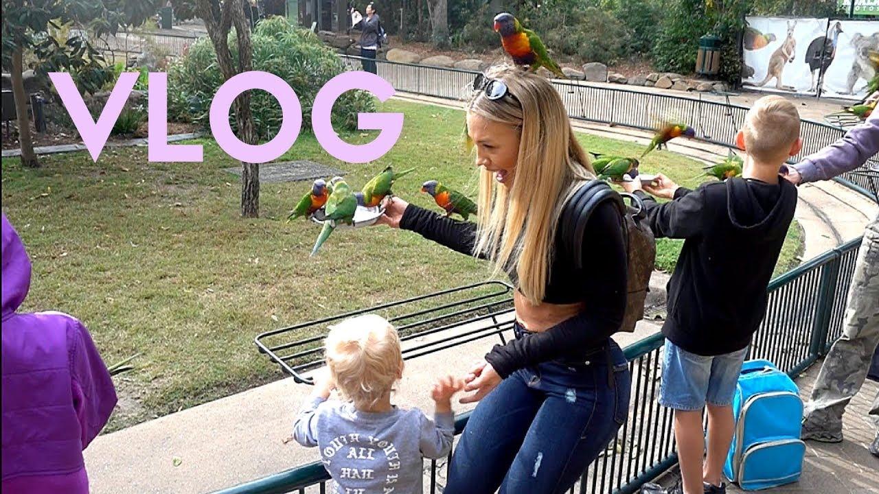 MEET MY DAD / WILDLIFE SANCTUARY | vlog