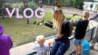 MEET MY DAD / WILDLIFE SANCTUARY | vlog