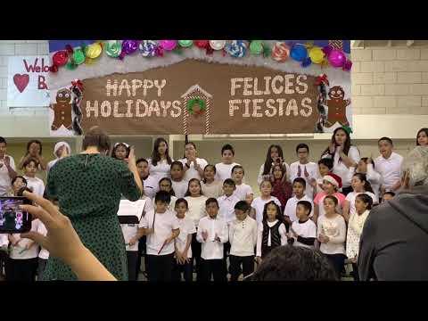 In December - Aldama Elementary School 5th grade