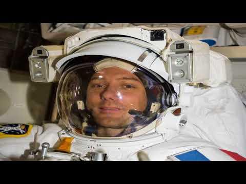 International Space Station: Spacewalk With NASA Astronauts Randy Bresnik & Mark Vande Hei - 2017