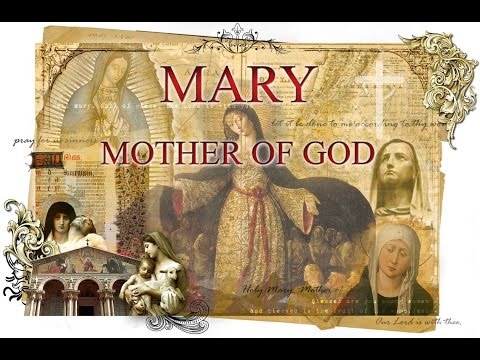 Mary, the Blessed Virgin Mother HD