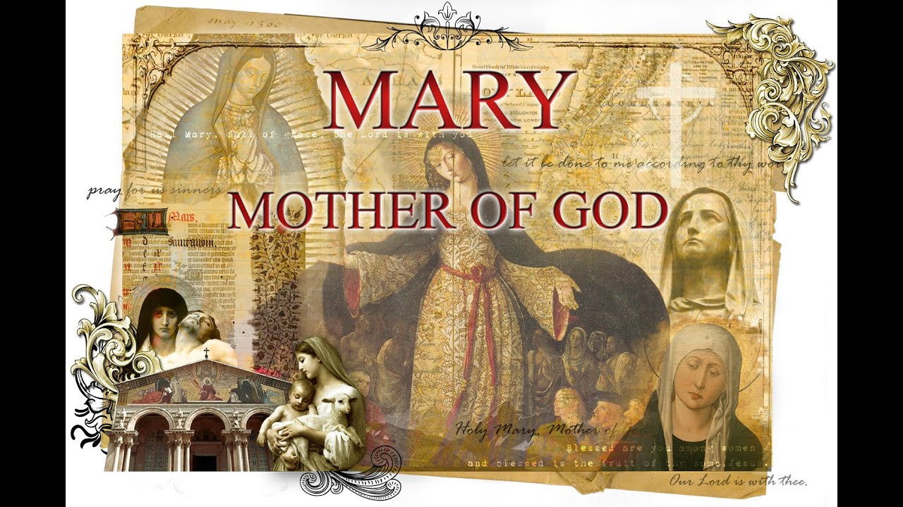 Mary, the Blessed Virgin Mother HD - YouTube