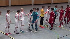 U16 Jhg2003 FC Bayern München - RB Leipzig 2:1; FINALE Norit Cup Dettelbach Jan2019