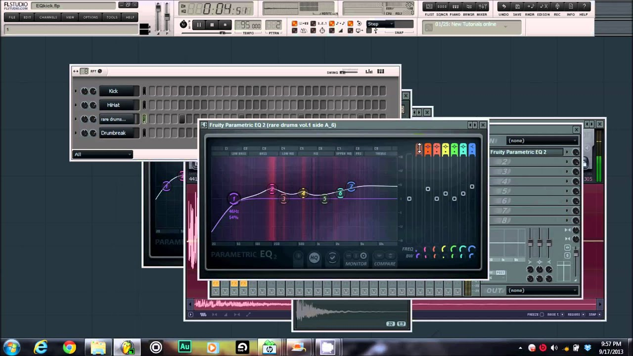How to EQ your Snare (hip-hop) - FL Studio tutorial - YouTube