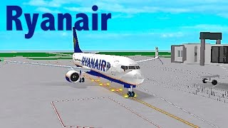 ROBLOX | Ryanair Flight #1