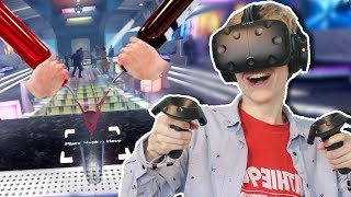 BECOME A BARTENDER IN VIRTUAL REALITY! | Bartender VR Simulator (HTC Vive Gameplay)