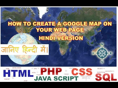 How To Create Polyline, Polygon And Circle With Help Of HTML, Java Script And Google API