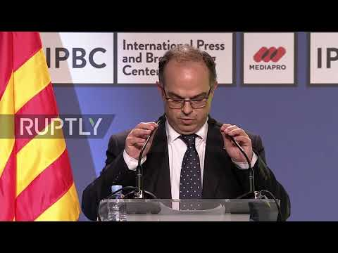 Spain: Catalan leaders condemn violence, 73% polling stations open