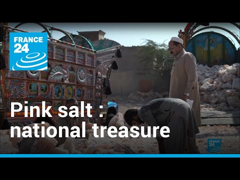 Himalayan pink salt, a matter of national pride for Pakistan
