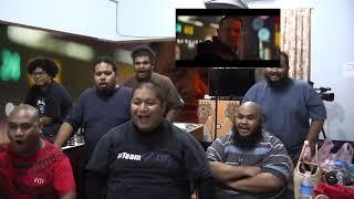 Marvel's AVENGERS: End Game Teaser (Palauan Reaction)